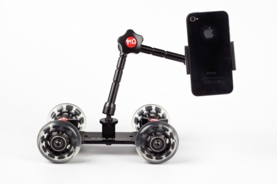 iPhone/DSLR Table Dolly